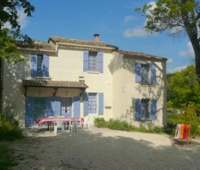 Holiday rentals Vaison-la-Romaine - House - 8 persons - BBQ - Photo N° 1