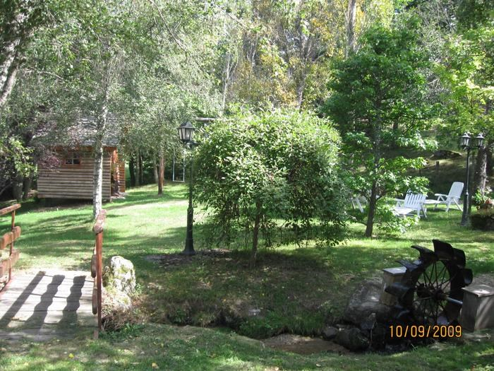 Location vacances Rieutort-de-Randon -  Insolite - 7 personnes - Barbecue - Photo N° 1