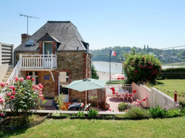 Location vacances Saint-Cast-le-Guildo -  Appartement - 4 personnes - Lecteur DVD - Photo N° 1