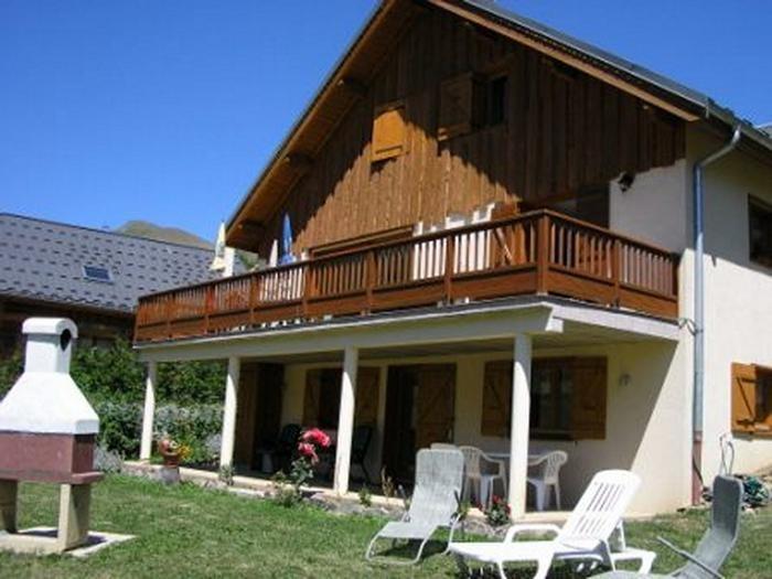 Ferienwohnungen Saint-Jean-d'Arves - Haus - 4 Personen - Grill - Foto Nr. 1
