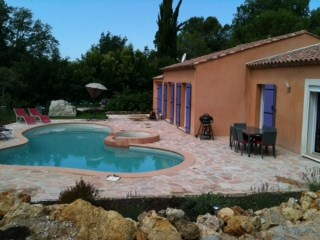 Location vacances Lorgues -  Maison - 8 personnes - Barbecue - Photo N° 1