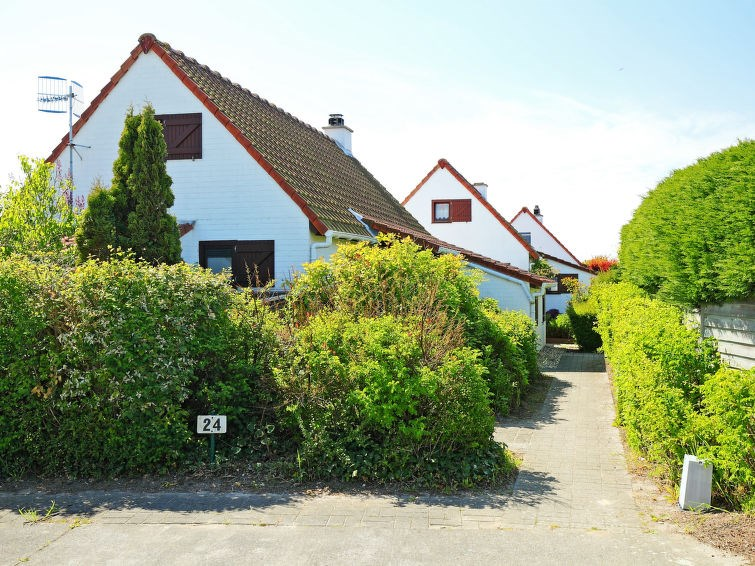 Location vacances Bredene -  Maison - 4 personnes -  - Photo N° 1