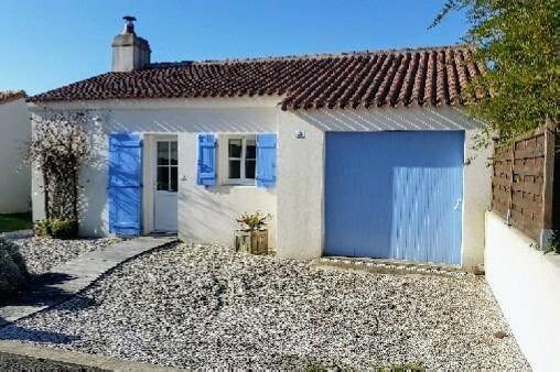 Maison pour 6 pers. avec piscine, Talmont-Saint-Hilaire