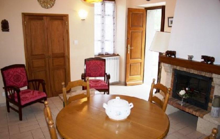 Gîte à Zicavo en Corse du Sud pour 5 personnes a contacter uniquement par tél
