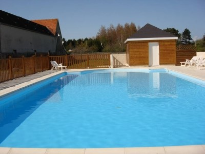 Holiday rentals Gouville-sur-Mer - Cottage - 8 persons - BBQ - Photo N° 1