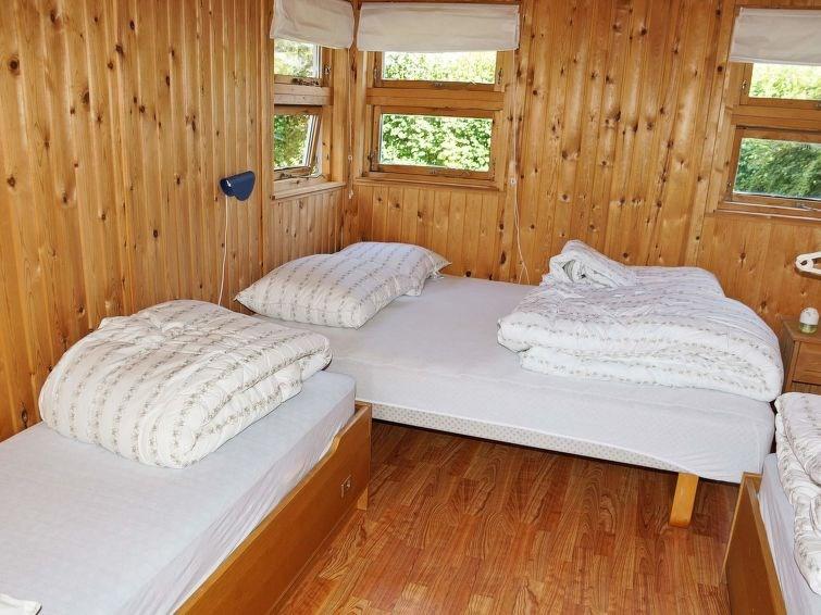 Maison pour 4 personnes à Hesselager