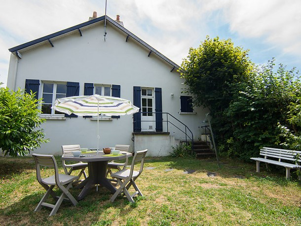 Location vacances Pornic -  Maison - 8 personnes - Barbecue - Photo N° 1