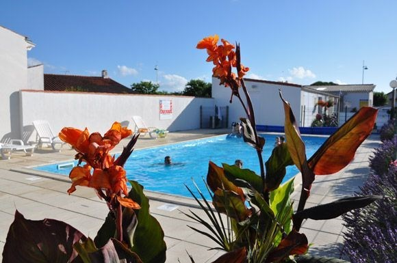 Location vacances La Faute-sur-Mer -  Maison - 4 personnes - Jardin - Photo N° 1