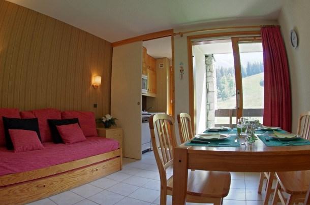 Location vacances Les Avanchers-Valmorel -  Appartement - 5 personnes - Four - Photo N° 1
