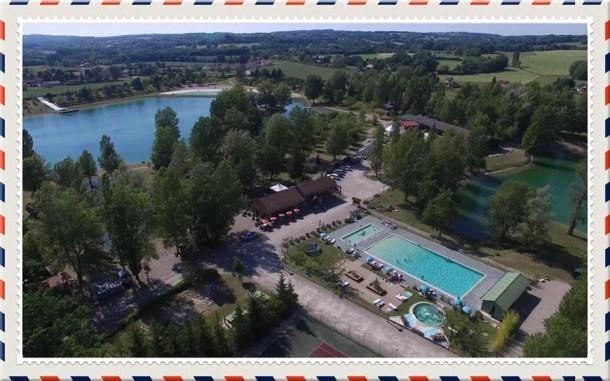 Camping les 3 lacs du soleil - Mh Ohara Confort 3ch 6p
