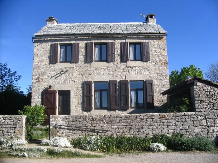 Holiday rentals Le Massegros - House - 5 persons - BBQ - Photo N° 1