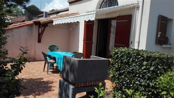 Location vacances Meschers-sur-Gironde -  Maison - 6 personnes - Terrasse - Photo N° 1