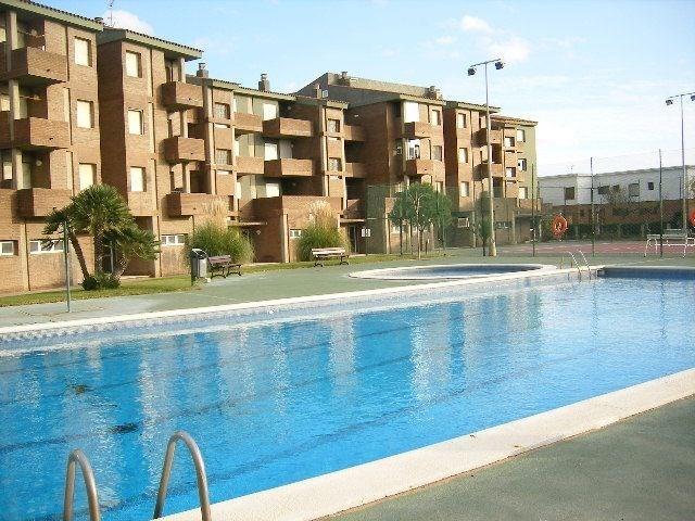 Location vacances Torroella de Montgrí -  Appartement - 6 personnes - Jardin - Photo N° 1