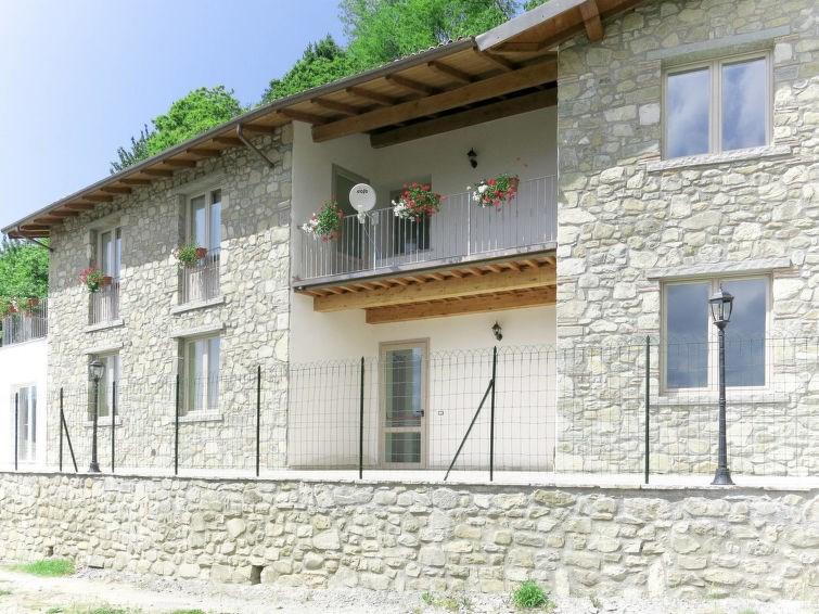 Appartement pour 3 à Castelnuovo di Garfagnana