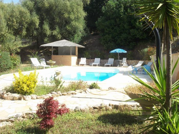 Location vacances Sartène -  Maison - 4 personnes - Barbecue - Photo N° 1