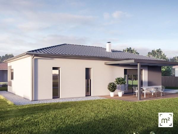 Maison  4 pièces + Terrain 615 m² La Lande-de-Fronsac par METRE CARRE