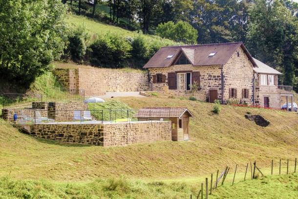 Location vacances Sérilhac -  Maison - 8 personnes - Barbecue - Photo N° 1