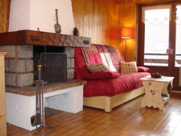 Location vacances Le Grand-Bornand -  Appartement - 4 personnes - Lecteur DVD - Photo N° 1
