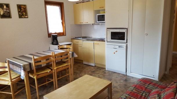 Location vacances Aussois -  Appartement - 5 personnes - Télévision - Photo N° 1