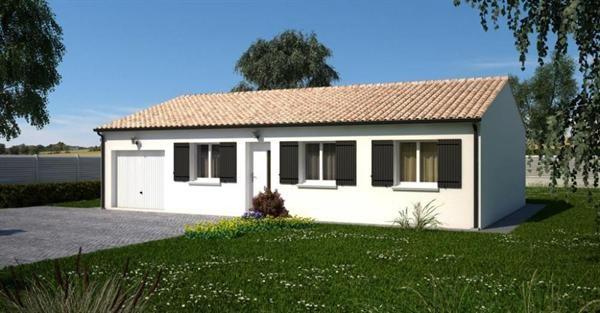 Maison  4 pièces + Terrain 500 m² Salles par Priméa GIRONDE