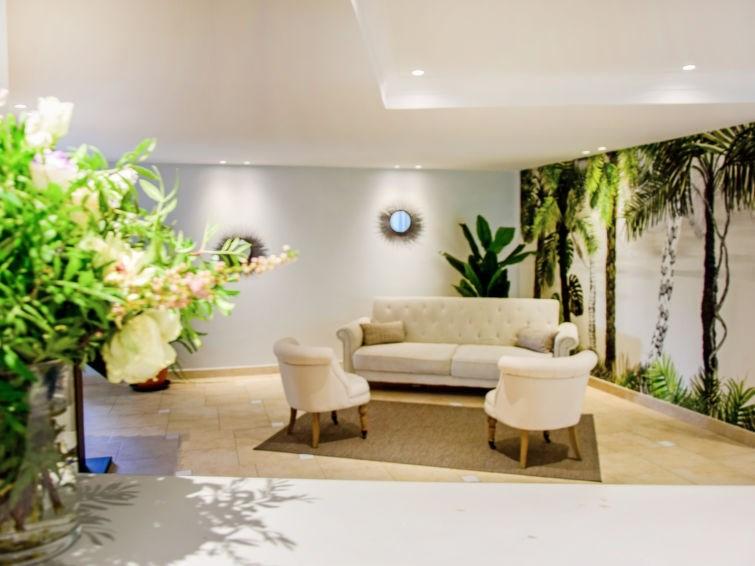 Appartement pour 2 à Beaulieu-sur-Mer
