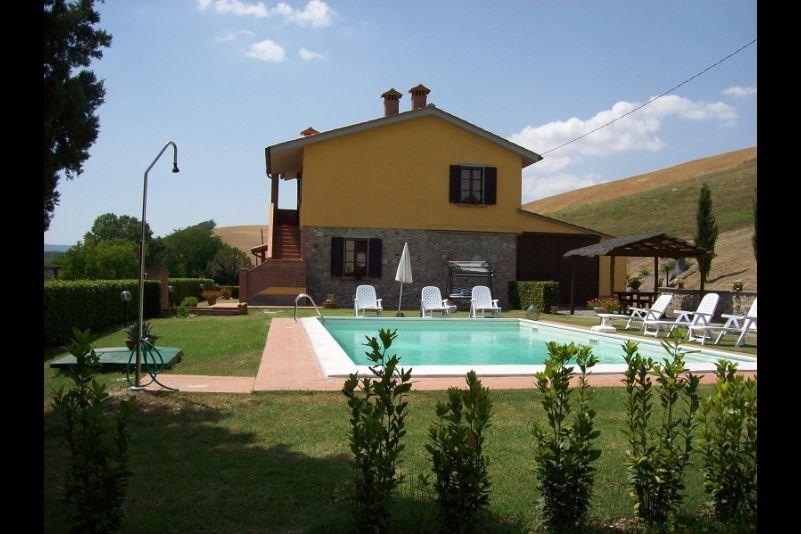 Location vacances Volterra -  Maison - 6 personnes - Barbecue - Photo N° 1
