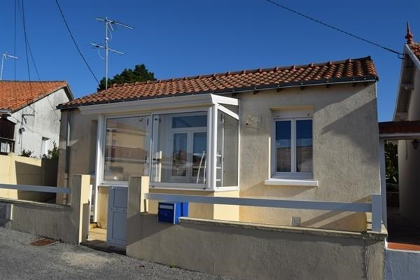 Location vacances La Bernerie-en-Retz -  Maison - 6 personnes - Terrasse - Photo N° 1
