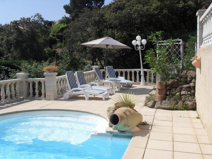 Appartement pour 5 pers. avec piscine privée, Roquebrune-sur-Argens