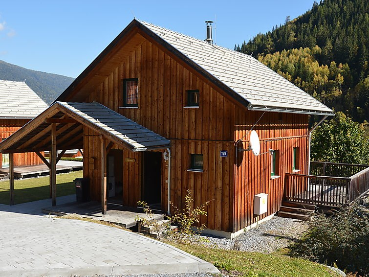 Maison pour 5 personnes à Stadl an der Mur