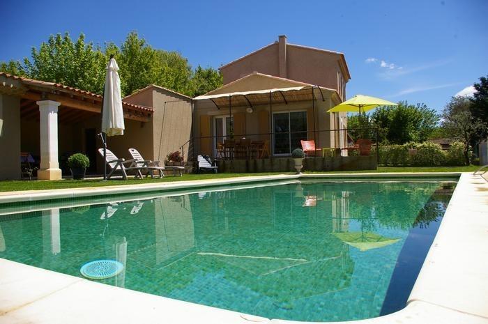 Villa pour 9 pers. avec piscine privée, L'Isle-sur-la-Sorgue
