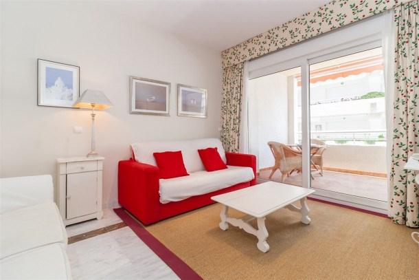 Location vacances Marbella -  Appartement - 4 personnes - Télévision - Photo N° 1