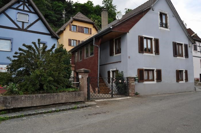 Ferienwohnungen Rimbachzell - Haus - 6 Personen - Grill - Foto Nr. 1
