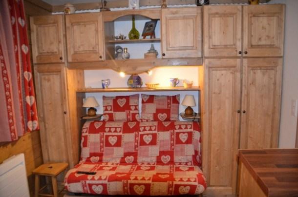 Location vacances Saint-Martin-de-Belleville -  Appartement - 3 personnes - Lecteur DVD - Photo N° 1