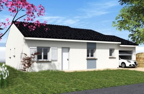 Maison  5 pièces + Terrain 458 m² Espeluche par MAISONS ESQUISS