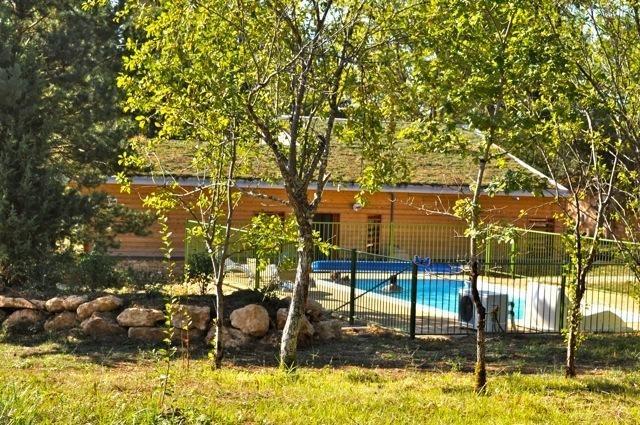 Villa pour 7 pers. avec piscine, Sorges