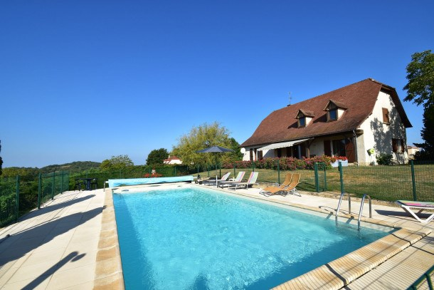 Location vacances Rocamadour -  Maison - 6 personnes - Barbecue - Photo N° 1