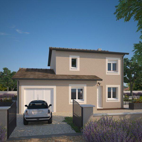 Maison  8 pièces + Terrain 321 m² Tournon par MAISONS FRANCE CONFORT