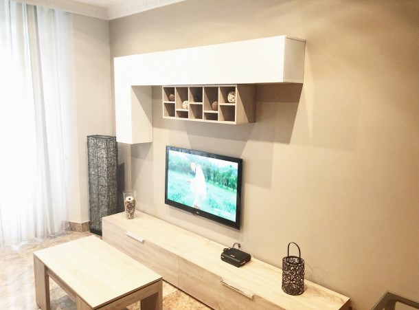 Location vacances Bilbao -  Appartement - 1 personnes - Télévision - Photo N° 1
