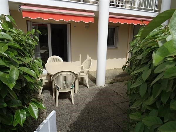 Location vacances Les Sables-d'Olonne -  Appartement - 3 personnes - Terrasse - Photo N° 1
