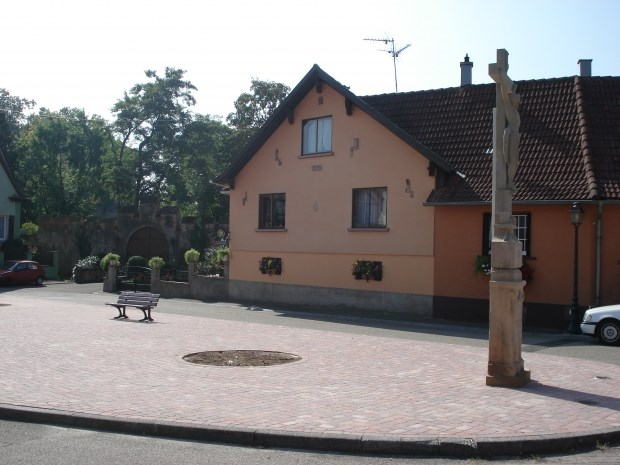 Holiday rentals Niedernai - Cottage - 4 persons - BBQ - Photo N° 1