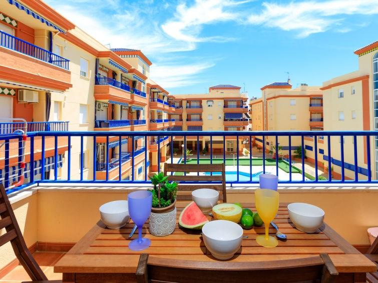 Appartement pour 3 personnes à Torrox Costa
