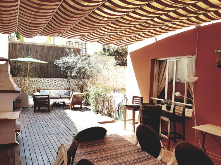 Location vacances Rincón de la Victoria -  Appartement - 6 personnes -  - Photo N° 1
