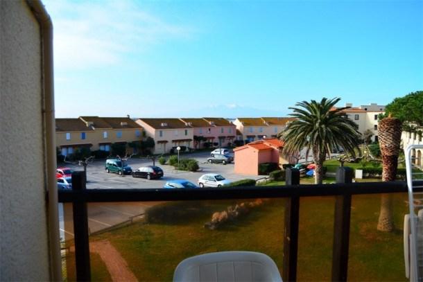 Location vacances Le Barcarès -  Appartement - 5 personnes - Télévision - Photo N° 1