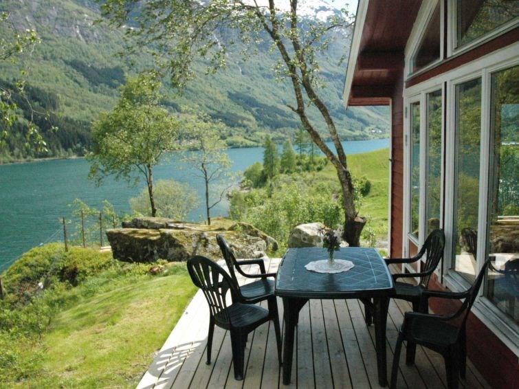 Location vacances Stryn -  Maison - 4 personnes -  - Photo N° 1
