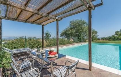 Location vacances Monteroni d'Arbia -  Maison - 6 personnes - Télévision - Photo N° 1