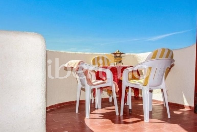 Alquileres de vacaciones Dénia - Apartamento - 4 personas - Televisión - Foto N° 1