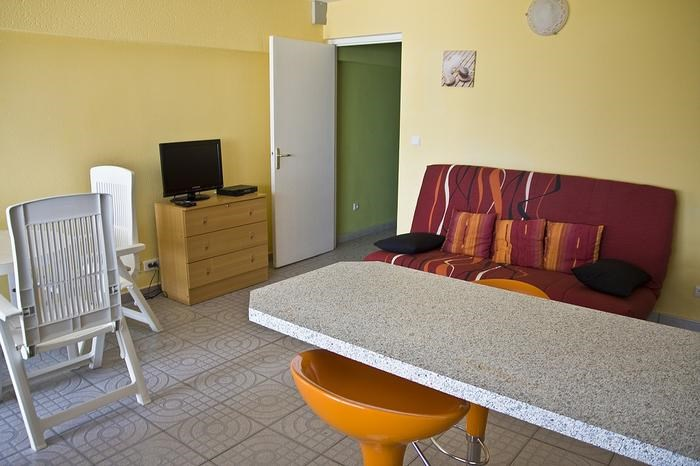 Appartement pour 3 pers. avec internet, Le Marin