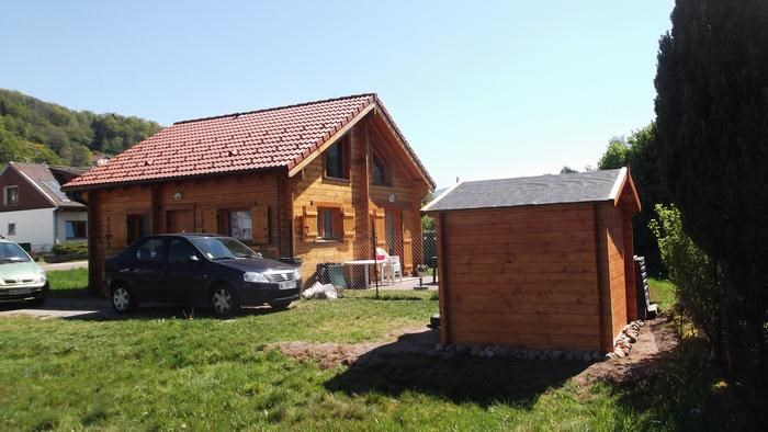 Haus de vacances à Saulxures-sur-Moselotte, en Lorraine pour ...