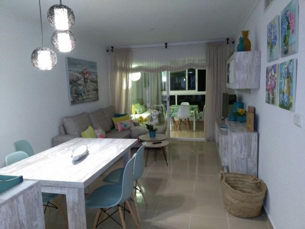 Location vacances la Vila Joiosa -  Appartement - 5 personnes - Télévision - Photo N° 1