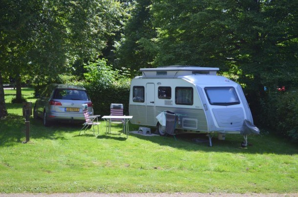 Camping de Saulieu - Chalet Confort